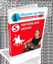 Sinterklaas liedjes Gitaarles van Koen